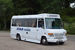 W12OES  Star Travel, Cowdenbeath (highlandreiver) Tags: scone
