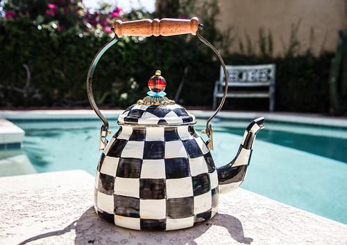 Tea Time Hatter?