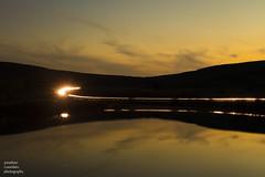 Ward's Resevoir, Belmont (jonathancoombes) Tags: nightphotography nightshot rivington bolton lancashire water reservoir explore