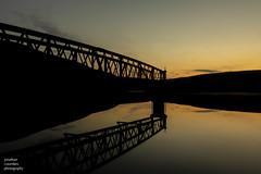 Ward's Reservoir, Belmont (jonathancoombes) Tags: nightphotography nightshot rivington bolton lancashire water reservoir explore