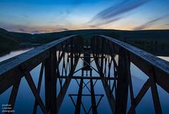 Ward's Resevoir, Belmont (jonathancoombes) Tags: rivington belmont lancashire reservoir water explore longexposure nightphotography nightshot