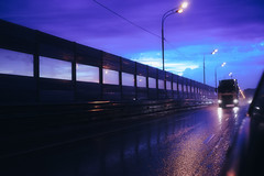 DSC02029 (Mr. Sokolov) Tags: sony sonya7 twilight city sonyphoto sonyphotorussia darkness red russia electric future cityscapes moscow street nightlights light lights neon cyberpunk reflection colorful москва