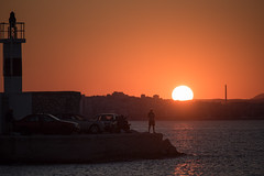 DSC_3337 (athanecon) Tags: sun sky colours colores colors alimos marina marine greece athens summer summer2019 yauchts boats water ocaso puestadesol puestadelsol sol cielo ciel soleil mer mere coucherdusoleil coucherdesoleil tramonto masts piraeus castela castella pireas faliron faliro grece grecia verano reflection reflections fishing fisherman summeringreece flickr nikond750 nikkor nikon sunset gull seagull flying gazing lighthouse