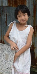 cute girl (the foreign photographer - ฝรั่งถ่) Tags: cute girl child khlong thanon portraits bangkhen bangkok nikon d3200