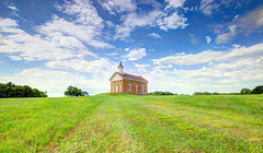 Summer School (KC Mike Day) Tags: schoolhouse room one field kansas arvonia hdr high dynamic range