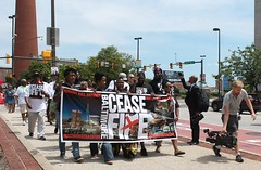 48a.March.Ceasefire.BaltimoreMD.6August2017 (Elvert Barnes) Tags: 2017 baltimoremd2017 baltimoremaryland baltimorecity maryland md2017 august2017 6august2017 august2017baltimoreceasefire sunday6august2017baltimoreceasefirepeacewalkvigil protestphotography protestphotography2017 elvertbarnesprotestphotography baltimoreceasefire marchsunday6august2017baltimoreceasefirewalk