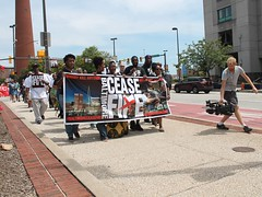 49a.March.Ceasefire.BaltimoreMD.6August2017 (Elvert Barnes) Tags: 2017 baltimoremd2017 baltimoremaryland baltimorecity maryland md2017 august2017 6august2017 august2017baltimoreceasefire sunday6august2017baltimoreceasefirepeacewalkvigil protestphotography protestphotography2017 elvertbarnesprotestphotography baltimoreceasefire marchsunday6august2017baltimoreceasefirewalk
