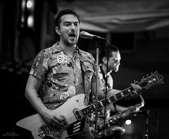 Summer Concert - An Evening with JD McPherson (YL168) Tags: concert jdmcpherson sony 6500 85mmf18 band