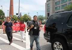 70a.March.Ceasefire.BaltimoreMD.6August2017 (Elvert Barnes) Tags: 2017 baltimoremd2017 baltimoremaryland baltimorecity maryland md2017 august2017 6august2017 august2017baltimoreceasefire sunday6august2017baltimoreceasefirepeacewalkvigil protestphotography protestphotography2017 elvertbarnesprotestphotography baltimoreceasefire marchsunday6august2017baltimoreceasefirewalk