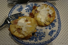 DSC09655 (RosieTulips) Tags: origoclub afternoontea scone butter