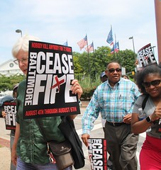 80a.March.Ceasefire.BaltimoreMD.6August2017 (Elvert Barnes) Tags: 2017 baltimoremd2017 baltimoremaryland baltimorecity maryland md2017 august2017 6august2017 august2017baltimoreceasefire sunday6august2017baltimoreceasefirepeacewalkvigil protestphotography protestphotography2017 elvertbarnesprotestphotography baltimoreceasefire marchsunday6august2017baltimoreceasefirewalk