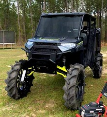 "Ranger 1000 CATVOS 3"" lift, 8"" portals www.catvos.net (CATVOS) Tags: catvos canam x3 customatv utv lift maverick polaris rzr ranger bkt tires customatvofshreveport"