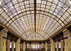 Kaufhaus (david_drei) Tags: lostplace decay urbex urbanexplorer ceiling görlitz lp pentax tiltshift