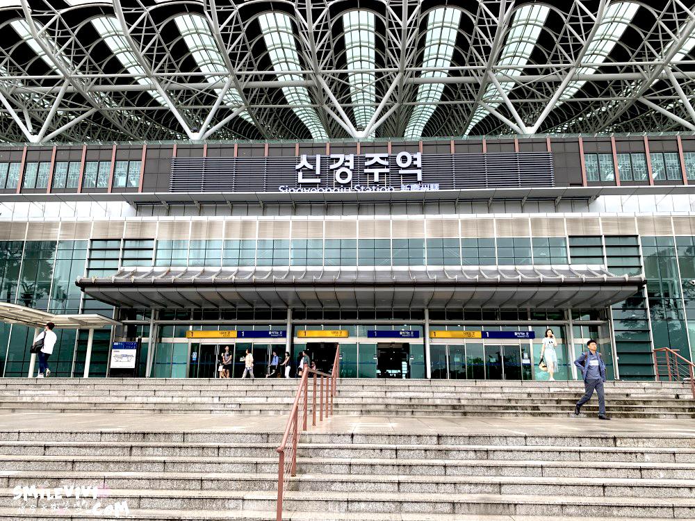 慶州∥韓國慶州(경주)新慶州(Singyeongju Station;신경주)搭乘SRT至大邱快速又方便、搭ITX新村號往釜山 4 48443658396 7d1292af9a o