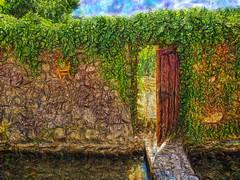 Una puerta abierta a la esperanza - An open door to hope (Antonio-González) Tags: puerta abierta esperanza open door hope