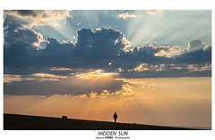 Hidden sun (Ignacio Ferre) Tags: segovia españa spain sunset puestadesol nikon naturaleza nature cielo sky paisaje landscape sol sun hidden escondido hiddensun