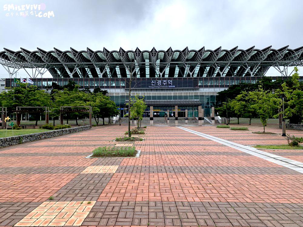 慶州∥新慶州搭乘SRT至大邱快速又方便、搭ITX新村號往釜山 2 48443809022 28f167ab9e o