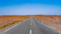Desert Road (patuffel) Tags: desert road trip endless morocco marokko leica 29mm m10 28mm summicron street red blue sky