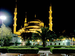 Blue Mosque, Istanbul, Turkey (east med wanderer) Tags: turkey istanbul bluemosque sultanahmetmosque sultanahmet mosque