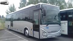 IVECO CROSSWAY - VEHICULE DE DEMONSTRATION (Fabrice CHUIAFON) Tags: autobus autobuses autocares autocars autocardetourisme buss buses bus bussen coach coaches iveco crossway ivecocrossway vehiculedemonstration