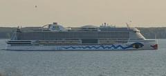 AIDAprima in Öresund (frankmh) Tags: ship cruiseship aida aidaprima öresund