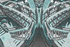 LevelsChem (Peter Rea XIII) Tags: art architecture artistsontumblr abstract biutifulpics building city d300s design experimental fisheye cameraraw gradient imiging lensblr lightisphotography luxlit manchester mirrored flipped mosaic nikon originalphotographers originalphotography photographersontumblr peterreaphotography photography pws p58 symmetry symmetrical reflection submission telescopical urban staircase stairs xonicamagazine ycphotographs