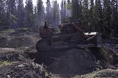 International Harvester (Nické Eriksson) Tags: lappland international td18 vilhelmina nästansjö sweden vintage lapland