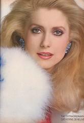 Vogue editorial shot by David Bailey 1982 (barbiescanner) Tags: vintage retro fashion vintagefashion 80s 80sfashions 1980s 1980sfashions 1982 vogue vintagevogue catherinedeneuve davidbailey editorial