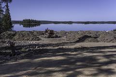 Lappland (Nické Eriksson) Tags: lappland international td18 water vintage sweden nästansjö vilhelmina