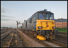 73 (saltley1212) Tags: caledonian sleeper class73 739 73969 73105 0z59 eastleigh