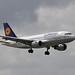 D-AILP Lufthansa CityLine Airbus A319-114 5