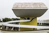 Curitiba-PR (Johnny Photofucker) Tags: curitiba pr paraná brasil brazil brasile arquitetura architecture architettura olho niemeyer oscarniemeyer museu museum museo lightroom 24105mm cidade city città