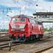 218 402-6 RP Railsystems Koblenz Lützel 16.06.18