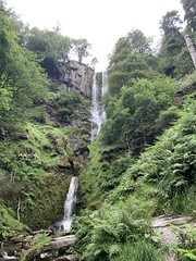 Waterfalls (Baz2016) Tags: hiking walking greenery's wet refreshing whitewater cascade rocks nature outdoors wales torrent woods water waterfalls