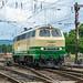 218 396-0 Brohltal Eisenbahn BE Koblenz Lützel 16.06.18