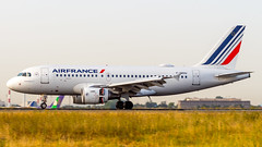 Airbus A319-111 F-GRHU Air France (William Musculus) Tags: paris charles de gaulle roissy roissyenfrance lfpg cdg spotting airport aviation plane airplane william musculus aéroport fgrhu air france airbus a319111 a319100 af afr