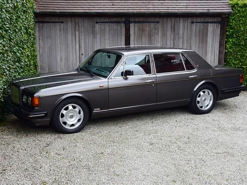 Bentley Turbo R L (1989)