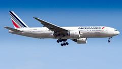 Boeing 777-228(ER) F-GSPS Air France (William Musculus) Tags: paris charles de gaulle roissy roissyenfrance lfpg cdg spotting airport aviation plane airplane william musculus aéroport fgsps air france boeing 777228er af afr 777200er