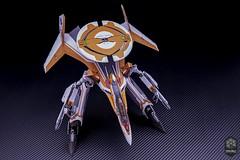 VF-31E Siegfried - Chuck Mustang Use (Projekt: ZeroThree) Tags: projektzerothree bandai macross macrossdelta vf31e siegfried chuckmustang