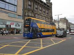 248, Edinburgh, 28/08/18 (aecregent) Tags: edinburgh 280818 lothian lothianbuses volvo b5tl wright gemini3 majestictour 248 sj16zzp