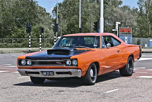 Dodge Coronet 500 1969 (4932)
