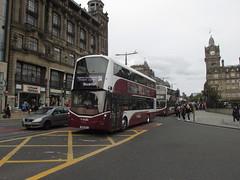 558, Edinburgh, 28/08/18 (aecregent) Tags: edinburgh 280818 lothian lothianbuses volvo b5tl wright gemini3 558 sa15vuj 34