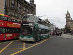 20950, Edinburgh, 28/08/18 (aecregent) Tags: edinburgh 280818 lothian lothianbuses volvo wright eastlothianbuses b9tl gemini2 20950 lb10bus 113
