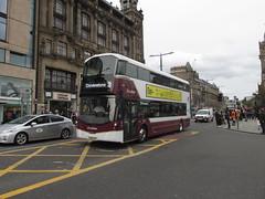 456, Edinburgh, 28/08/18 (aecregent) Tags: edinburgh 280818 lothian lothianbuses volvo b5tl wright gemini3 456 sj66lpx 3