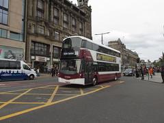 462, Edinburgh, 28/08/18 (aecregent) Tags: edinburgh 280818 lothian lothianbuses volvo b5tl wright gemini3 462 sj66lrl 22