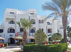 В Порту Эль Кантауи (galina_kayumova) Tags: африка тунис сусс портэлькантауи архитектура