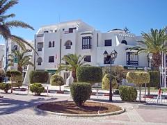 Архитектура Порта Эль Кантауи (galina_kayumova) Tags: африка тунис сусс портэлькантауи архитектура