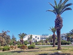 Где-то в Порту Эль Кантауи (galina_kayumova) Tags: африка тунис сусс портэлькантауи архитектура