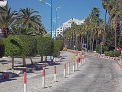 Такое вот шоссе (galina_kayumova) Tags: африка тунис сусс портэлькантауи