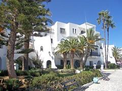 Очарование архитектуры (galina_kayumova) Tags: африка тунис сусс портэлькантауи архитектура